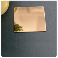 Stainless Steel Metal Rose Gold Sheet