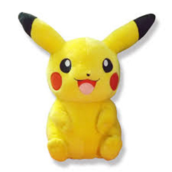 Cute Pikachu Plush Toys