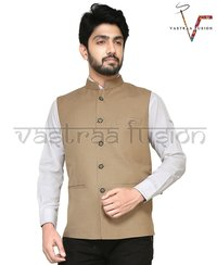 Nehru Modi Jacket (Solid Colors)