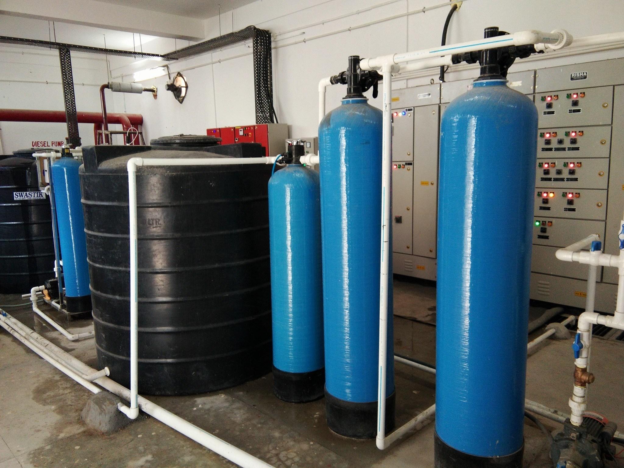 MBBR Based Sewage Treatment Plant
