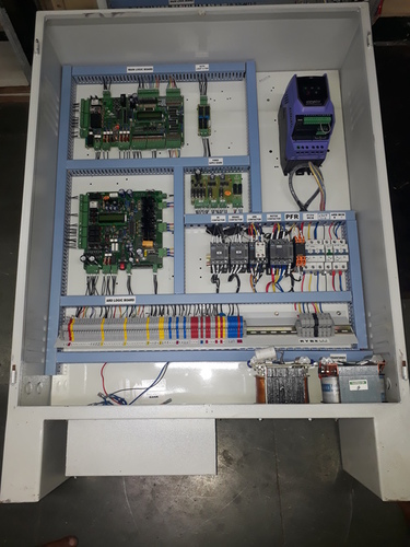 V3F with In built ARD Control Panel