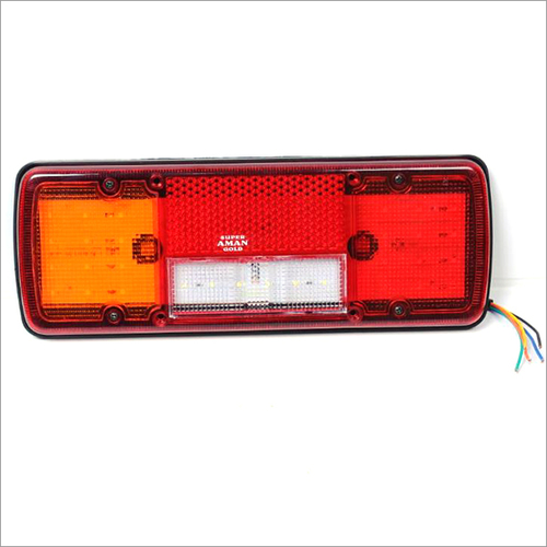 Commercial Vehicle LED Tail Light