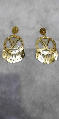 Imitation Earrings Antique