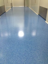 Multicolour Decorative Floor Coating