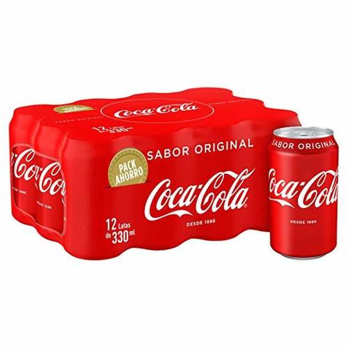 Coca Cola Soft Drink 330 ml / Coca Cola 33 cl can