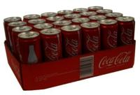 Wholesale Coca cola soft drink 330 ml / Coca cola 33 cl can
