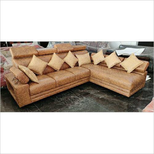 Artificial Leather Sofa Set