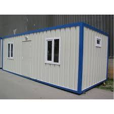 Mild Steel Portable Cabins