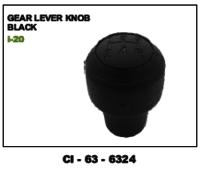 Gear Lever Knob Black I-20