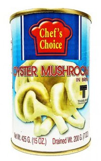 Oyster Mushroom In Brine (Chef's Choice)