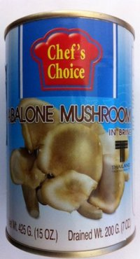Abalone Mushroom In Brine (Chef's Choice)