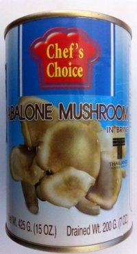 Abalone Mushroom In Brine (Chef's Choice)