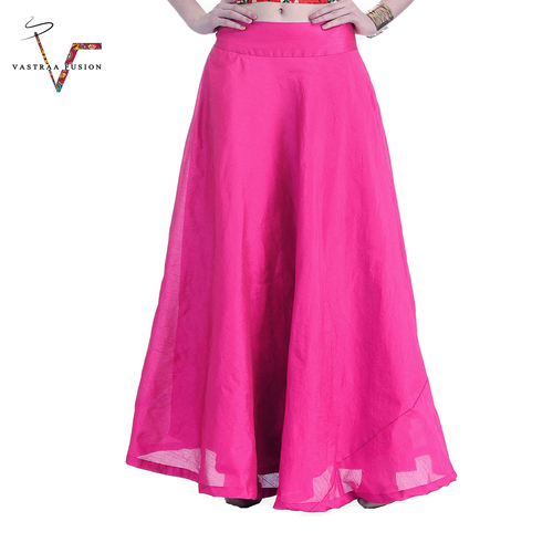 STYLISH CHANDERI SKIRT