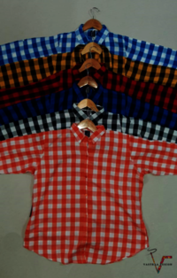DESIGNER CHECK SHIRTS