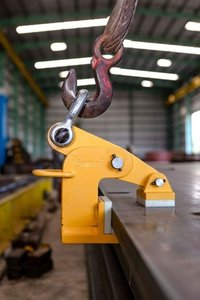 Non Marking Horizontal Lifting Clamp