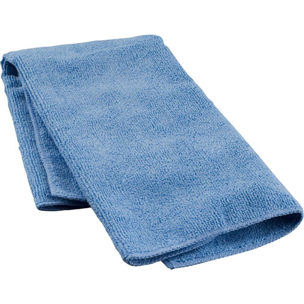 Blue Cotton Towels