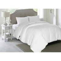 White Bed Comforters