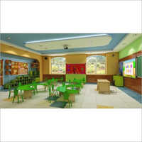 School Interior Work