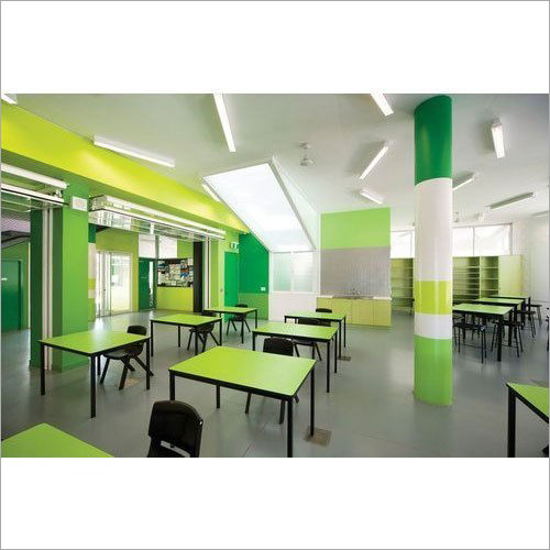 Play School Interior Designing Service