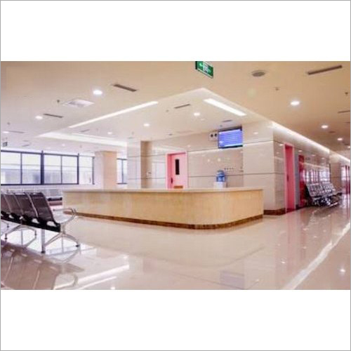 Hospital Interior Designer Services