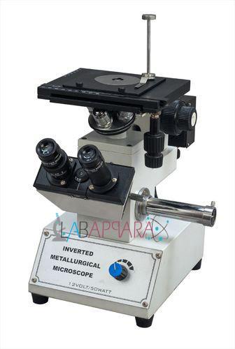 Labappara 7x-45x. LIM-88 Inverted Metallurgical Microscope
