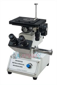 Labappara 7x-45x. LIM-88 Inverted Metallurgical Microscope