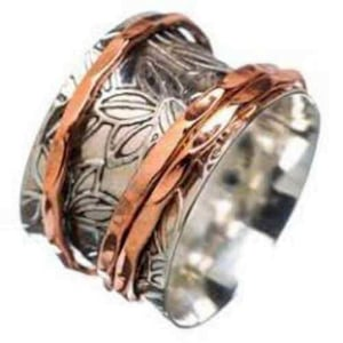 925 Silver Sterling Ring