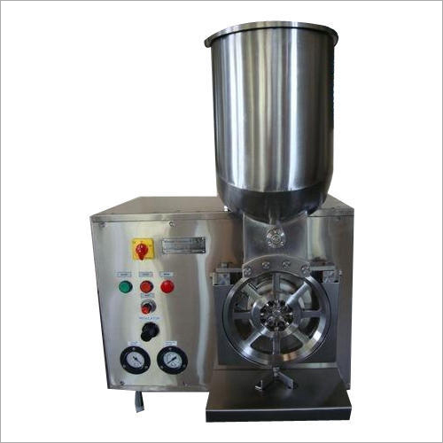 Semi Auto Powder Filling Machine