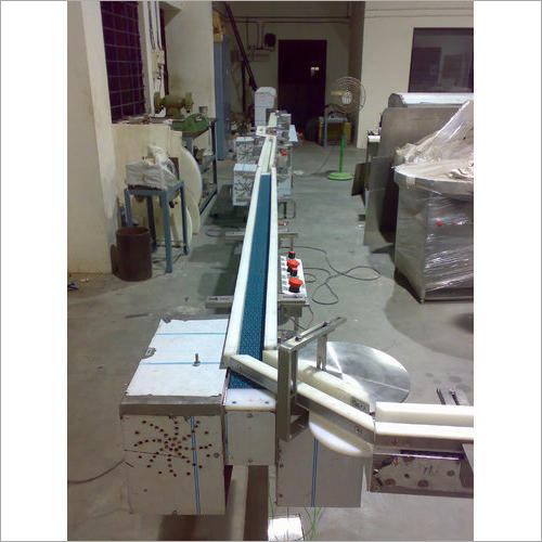 Modular Packing Belt Conveyor