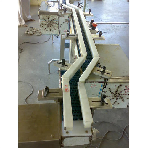 Modular Packing SS Belt Conveyor