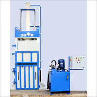 Hydraulic Waste Baling Press