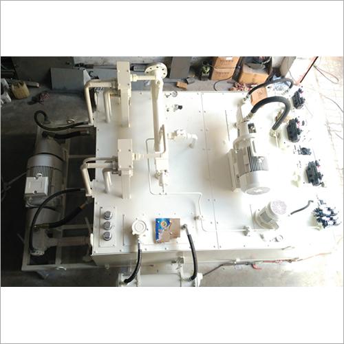 Hydraulic Diesel Power Pack