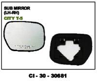 Sub Mirror City T-5 L/R
