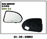 Sub Mirror City T-3 L/R