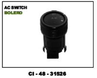 Car Ac Switch Bolero