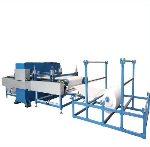Double sides Automatic feeding Rubber/Plastic/ EVA Foam Cutting Machine