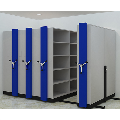 Mobile Compactor Safety Locker