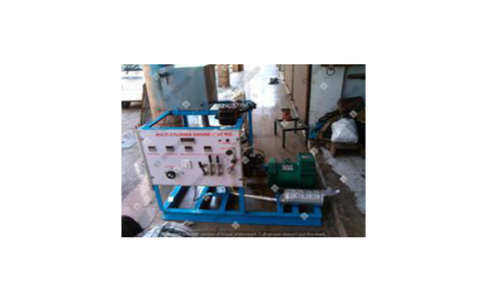Multi Cylinder Diesel Engine Test Rig