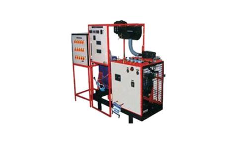 Multi Cylinder Four Stroke Diesel Engine Test Rig with Hydraulic Dynamo Meter