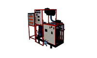 Multi Cylinder Four Stroke Diesel Engine Test Rig with Hydraulic Dynamo Meter