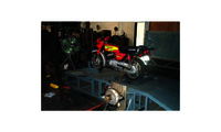 Two Wheeler Chassis Dynamometer