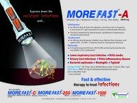 Ceftriaxone 250 mg & Tazobactam 31.25 mg