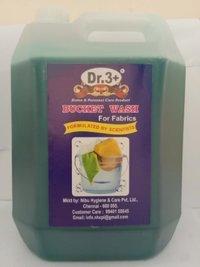 Bucket Wash Liquid Detergent
