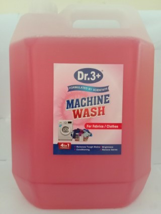 Machine Wash Liquid Detergent