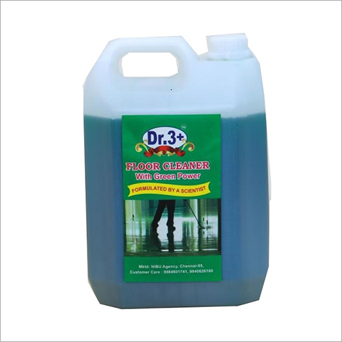 Green Powder Floor Cleaner