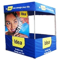Flex Canopy Advertising Services