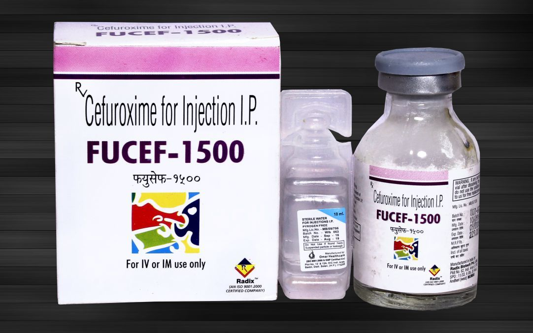 Cefuroxime 750 Mg & 1500 Mg Injection
