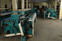Shuttle Less Rapier Loom Machines