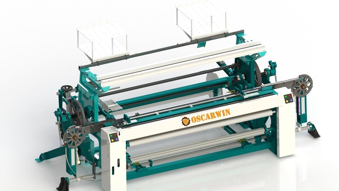 Shuttle Less Rapier Loom Machines