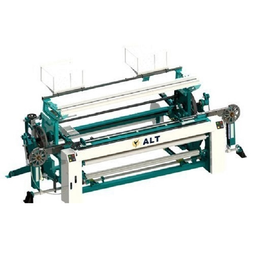 Shuttle less rapier loom machine